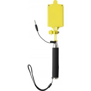 Teleszkópos selfie bot, ABS műanyag