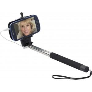 Teleszkópos selfie bot kioldóval